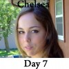 Chelsea P90x Workout Reviews: Day 7