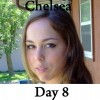 Chelsea P90x Workout Reviews: Day 8 w/ pics