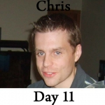 Chris P90x Workout Reviews: Day 11