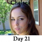 Chelsea P90x Workout Reviews: Day 21