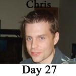 Chris P90x Workout Reviews: Day 27
