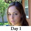 Chelsea P90x Workout Reviews: Day 1 /w pics