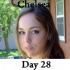 Chelsea P90x Workout Reviews: Day 28
