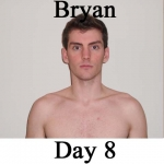 Bryan P90x Workout Reviews: Day 8 w/ pics