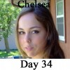 Chelsea P90x Workout Reviews: Day 34